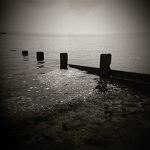 Holga SeaScape Triptych by Christopher John Ball - Photographer & Writer