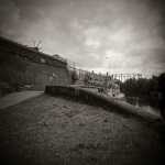 Holga photographs of London by Christopher John Ball - Photographer and Writer
