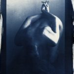 Cyanotype Flower and Nude Photographs by Christopher John Ball - Photographer & Writer
